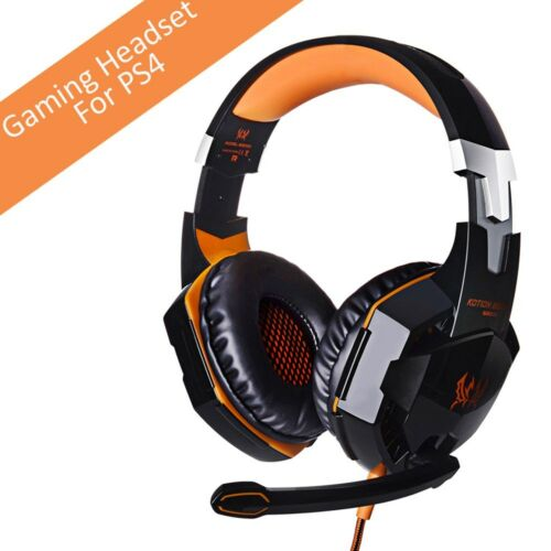 Latest Version Gaming Headset For PS4 VersionTech KOTION EACH G2000 USB 3.5...