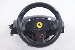 Thrustmaster Racing Wheels Ferrari Gt Experience Lenkrad Pc Ps2 Ps3 4160529 Ebay