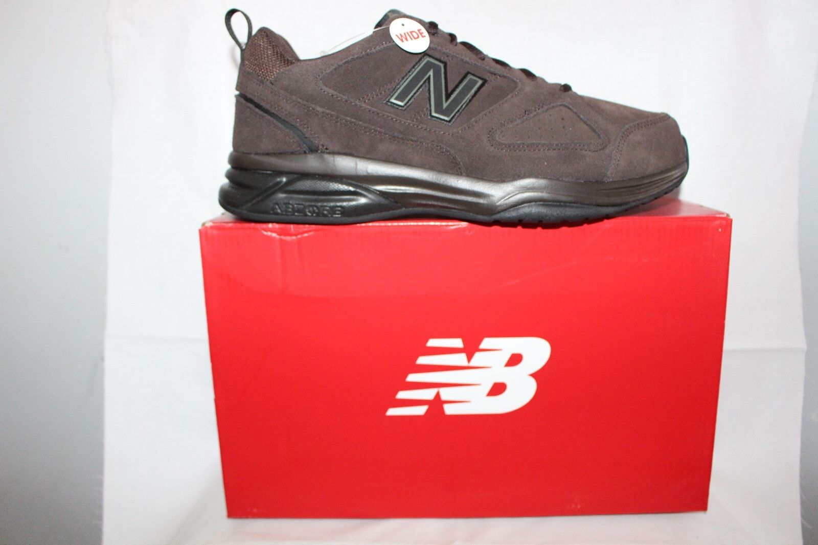 MENS SHOES FOOTWEAR - New Balance Joggers MX624 BROWN