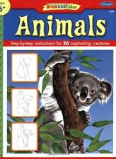 Learn to Draw: Animals : Step-by-Step Instructions for 26 Captivating Creatures by Diana Fisher (2005, Paperback)
