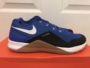 e03e63377b7 ... nike duke blue devils men s shoes metcon dsx 921215 400 sizes 8 5 14  nike  kyrie ...