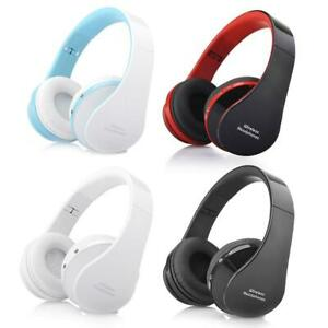 Wireless-Foldable-Headset-Stereo-Headphone-Hands-free-for-iPhone-PC