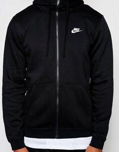NWT-Nike-Club-Men-039-s-Full-Zip-Fleece-Hoodie-Various-Sizes-Colors-804389