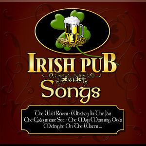 CD-Irish-Pub-Songs-d-039-Artistes-Divers-CD-traditionnel-CELTIC-IRISH-musique