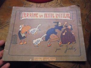 PERRINE-LA-PETITE-LAITIERE-par-JORDIC-Librairie-Garnier-Freres-Paris