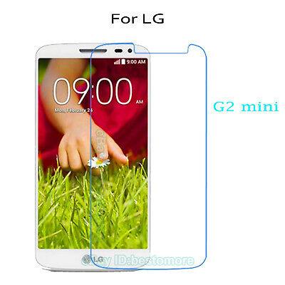 2PCS 9H Tempered Glass Screen Film Protector Cover For LG Mobile Phone Clear
