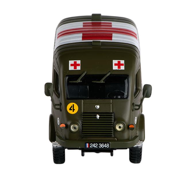 Renault Renault Renault R 2087 Ambulance militaire  ixo 1 43    15 f901d6