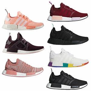 Adidas Original Nmd R1 Nomad Baskets Femmes Chaussures de Sport Chaussures Neuf