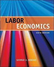 Labor Economics, by George Borjas, 6th Edition