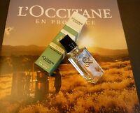The Vert & Bigarade Duftminiatur L`occitane En Provence 7.5 Ml Eau De Toil.
