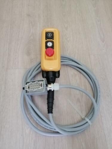 Steuerflasche komplett TER NPA//CP für Maurerbühnen 5m Kabel// neu mit Rechnung