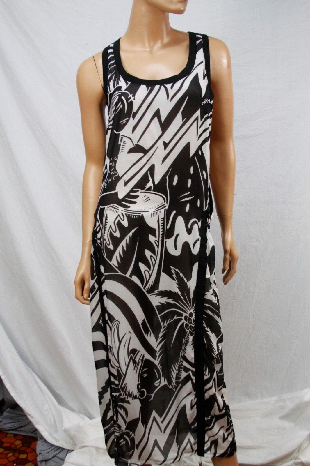 Authentic GF Ferre Woherren silk dress US 6 Italian 42