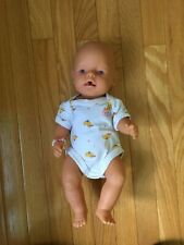 Baby Born Blue Eyes Interactive Doll 916007