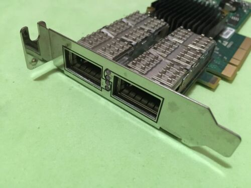 Sun 375-3696-01 InfiniBand Dual Port 4x QDR PCIe LP Host Channel Adapter M2