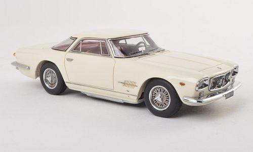 Maserati 5000 Gt Allemano 1960 blanc 1 43 NEOSCALE NEO45657