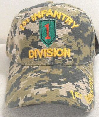 MILITARY BALL CAP  101ST AIRBORNE ARMY HAT DIGITAL ACU CAMOUFLAGE WITH SHADOW