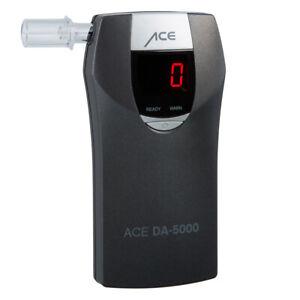 Alkohol-Tester ACE DA-5000 Alkomat Atem-Messgerät Promille-Test Alkomat Alcohol