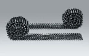 Chenilles métalliques Taigen pour Tiger 1 Early 1:16 scale et Heng Long 603827010247