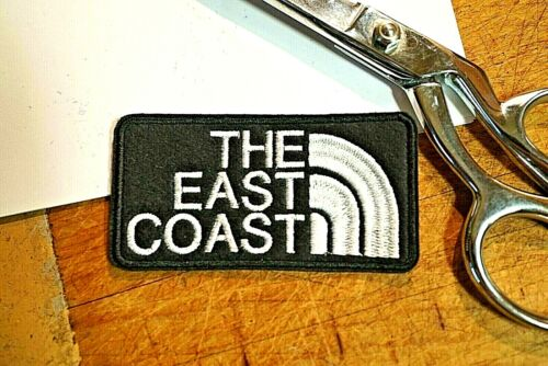 Philadelphia Embroidered Patch New York New Jersey The East Coast