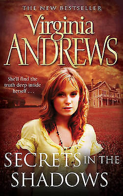 1 of 1 - Andrews: Secrets In the Shadows  BOOK NEW