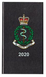 Royal-Army-Medical-Corps-RAMC-2020-Diary-pocket