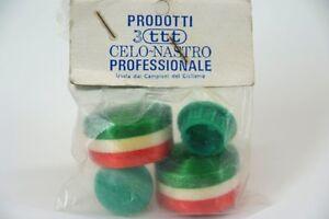 Benotto 3ttt Handlebar Tape Green NOS Vintage Pista Velodrome Fixie TT Track