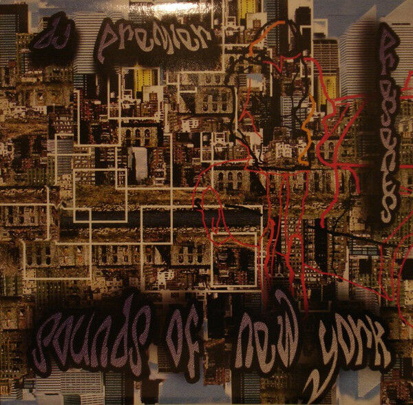 Various (compile) – DJ Premier Presents Sounds Of New York