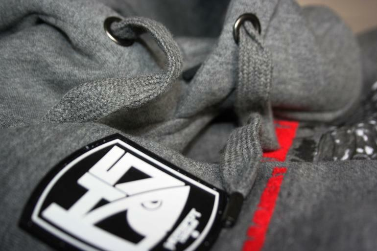 Hotspot Design Sweat Kapuzensweater PIKE THE BADDEST, Hoody, Kapuzensweater Sweat fc253e