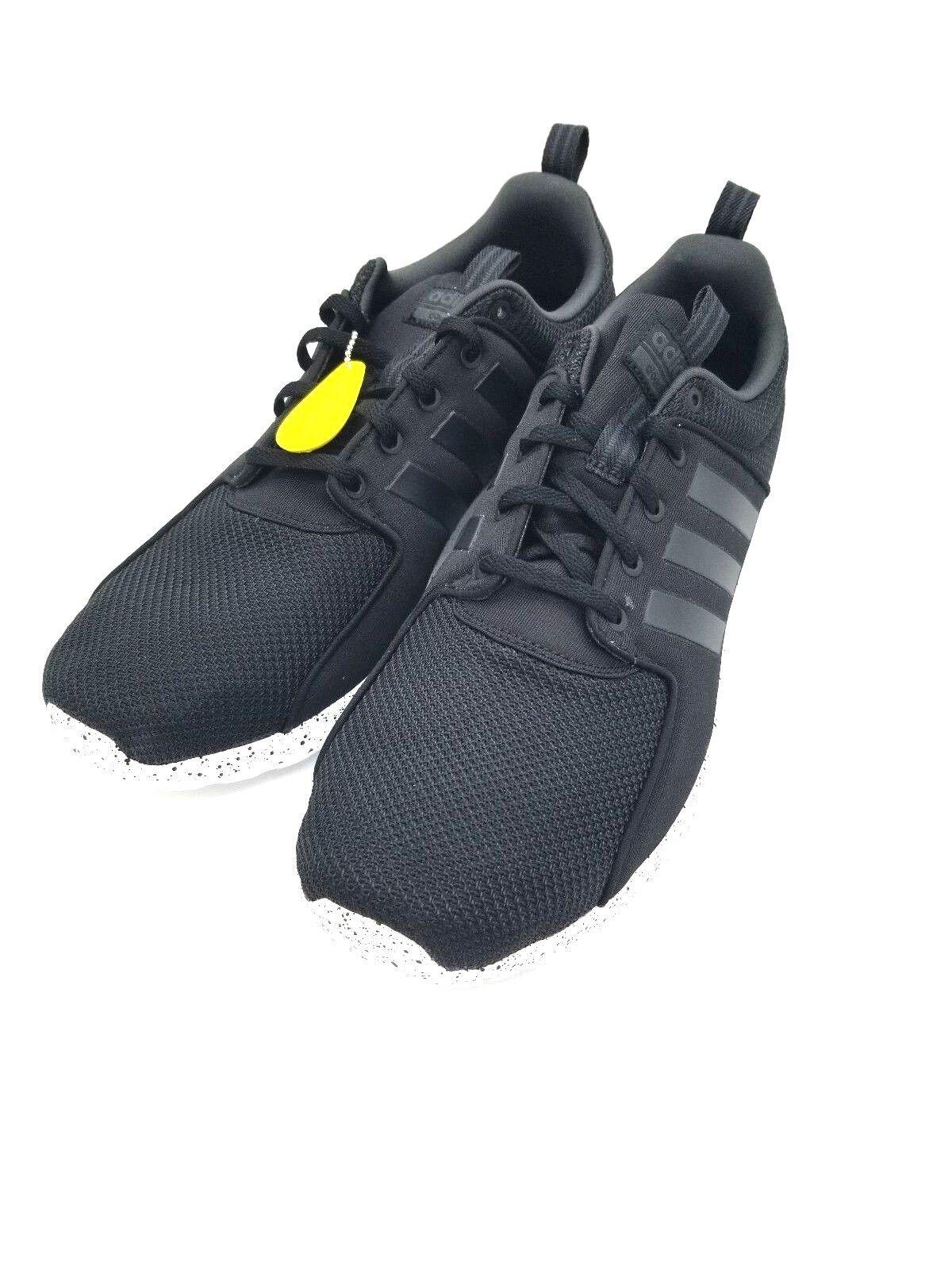 adidas: CF Lite Racer  Chaussures  (Noir/blanc,
