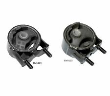 2 PCS Motor /& Trans Mount For 1994-1997 Ford Aspire 1.3L Engine