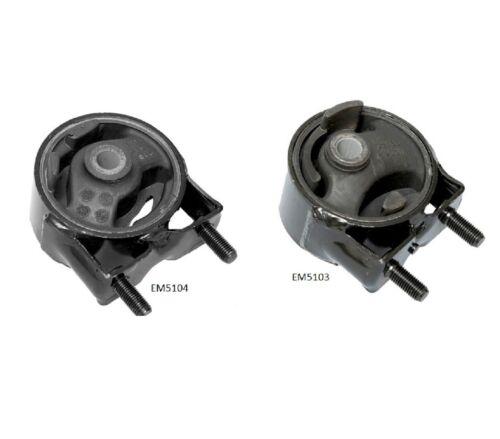 2 PCS Motor /& Trans Mount For 1994-1997 Ford Aspire 1.3L Engine