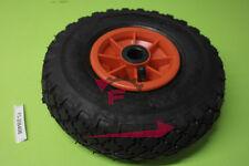 F3-206406 Copertone 3.00 - 4 completo di cerchio in plastica ruota carrello carr