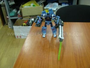 TRANSFORMERS-MUDFLAP-CYBERTRON-ROBOTS-IN-DISGUISE-RID-USATO-INCOMPLETO