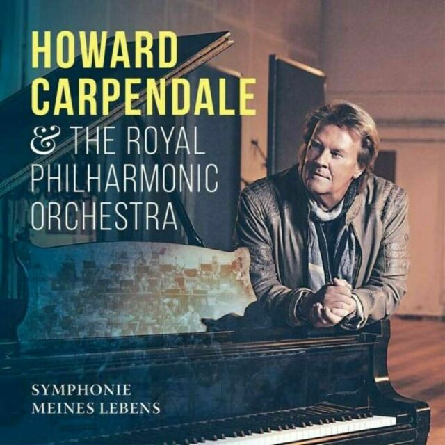 HOWARD CARPENDALE-SYMPHONIE MEINES LEBENS-THE ROYAL PHILHARMONIC ORCHESTRA- CD