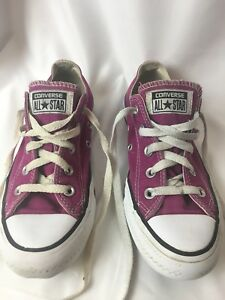 9b4132acfe189b Converse Women s Chuck Taylor Ox Low Pink Sapphire Athletic Shoes ...