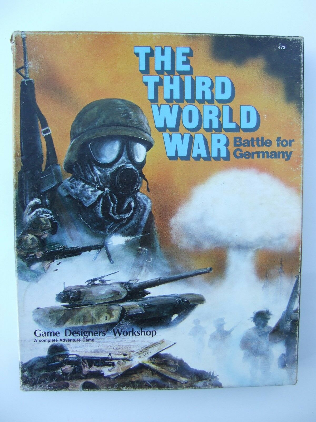 The Third World War Battle for Germany by GDW