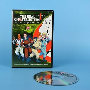 The-Real-Ghostbusters-The-Animated-Series-DVD-Volume-1-Vol-One-GUARANTEED