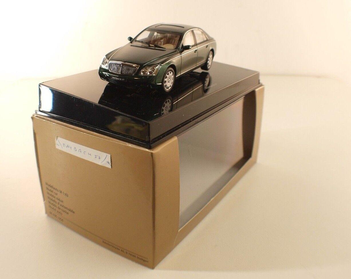 Gateway Maybach 57 Daimler Chrysler AG neuf en boite 1 43 rare