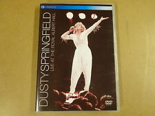 MUSIC DVD / DUSTY SPRINGFIELD - LIVE AT THE ROYAL ALBERT HALL