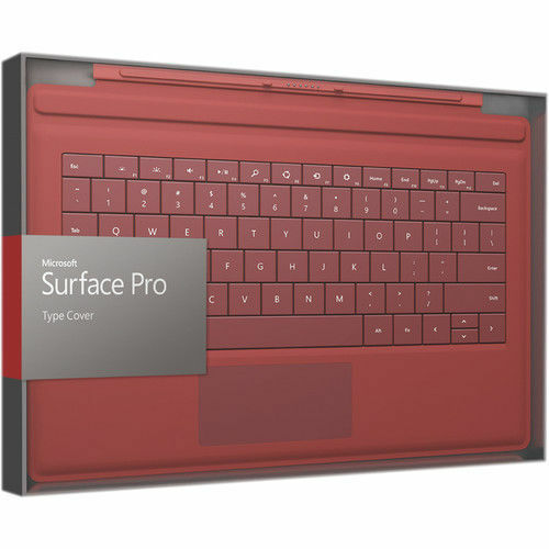 08b577faabc Microsoft Surface Pro 3 Drop-Resistant Red Case for sale online   eBay
