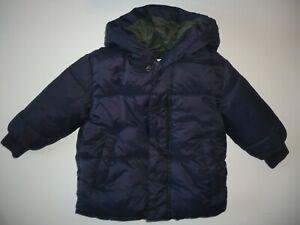 Details In Von Zara Zu Gr Watteweiche 80 Blau Winterjacke Jacke 0P8nwkO