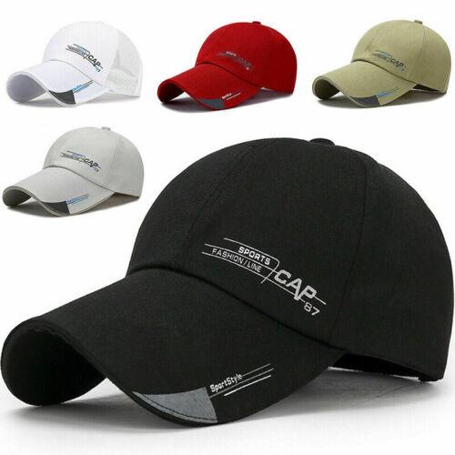 Quick Dry Waterproof Mens Sport Duck Tongue Sun Hat Space Baseball Cap Outdoor