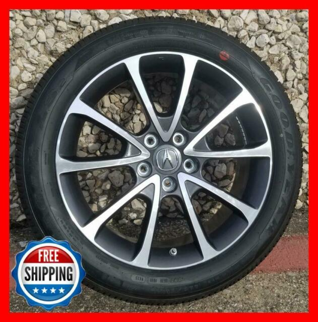 "Acura 2018 2019 2020 TLX Factory OEM Wheel 19"" Rim 71854"