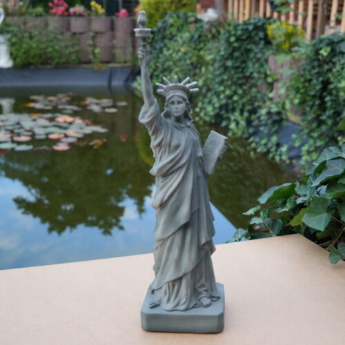 Freiheitsstatue New York Statue of Liberty Dekofigur Amerika USA Grün