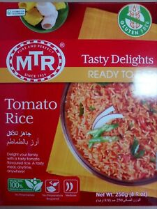 Details about MTR Ready to eat - Tomato Rice (Buy 2, get 3rd at $2 19)