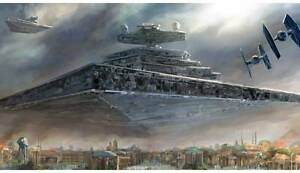 Image Is Loading A3 A4 Size IMPERIAL SUPER STAR DESTROYER STAR