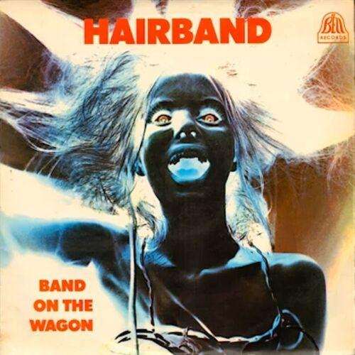 hairband - band on the wagon ( 11 tracks ) UK 1969 -    CD