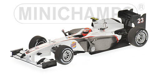 SAUBER F1 TEAM  KAMUI KOBAYASHI    SHOWCAR 2010  by Minichamps  400100096 7755d0
