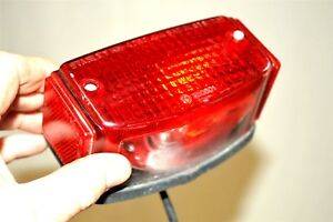 Stanley-HM-42RC-Japan-390001-vintage-Honda-SPREE-part-tail-light-red-lens