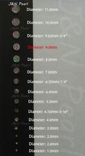 Dopro 20pcs 5x2mm Natural Paua Abalone Shell Inlay Fingerboard Fretboard Dots for Guitar Bass Ukulele Banjo